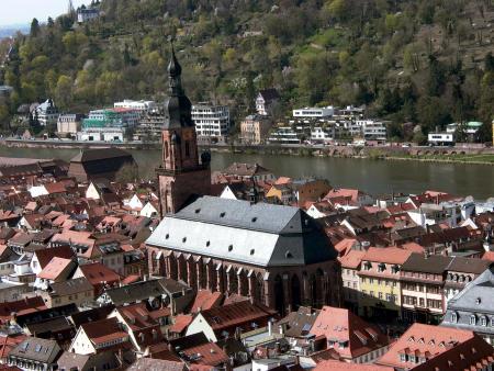 Centro de Heidelberg